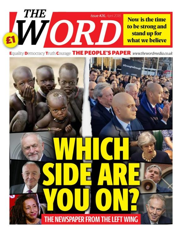 26 - latest news issue - the word