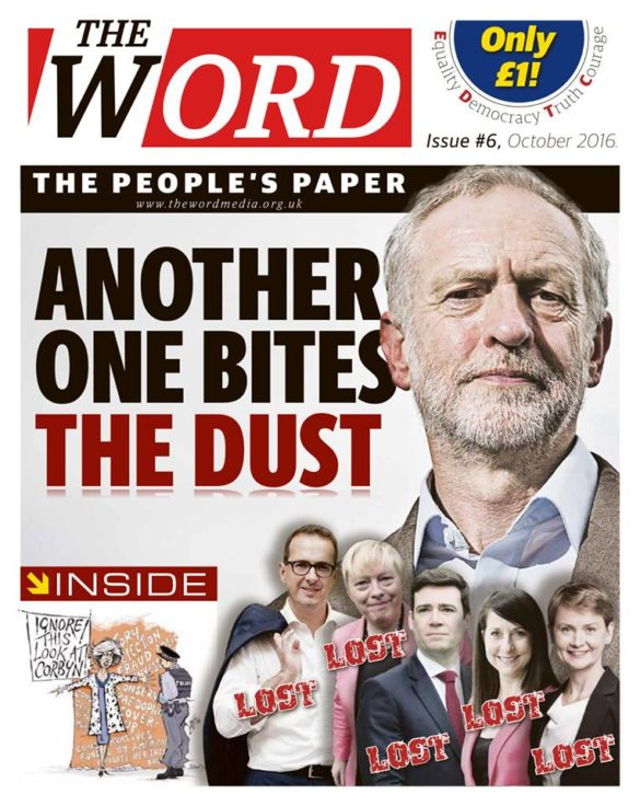 6 - latest news issue - the word