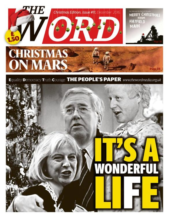 11 - latest news issue - the word
