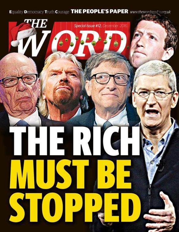 12 - latest news issue - the word