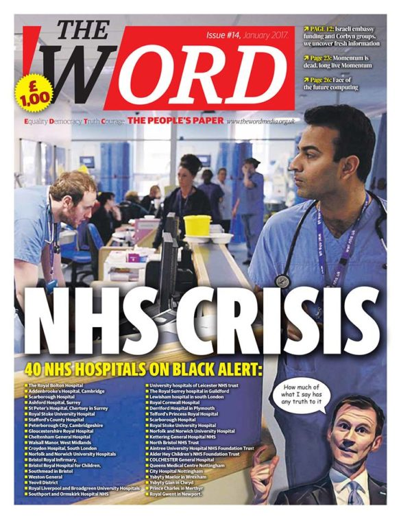 14 - latest news issue - the word