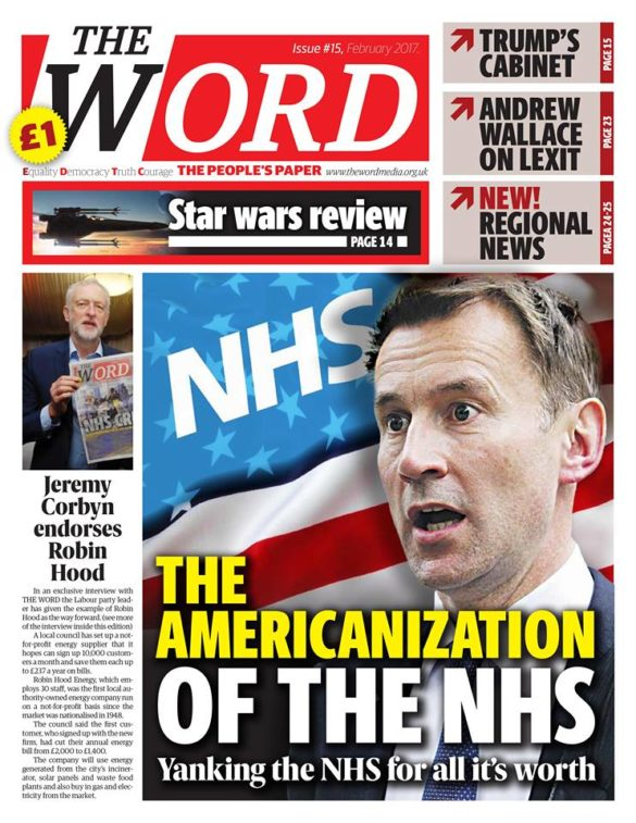 15 - latest news issue - the word