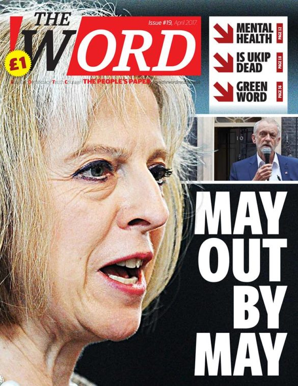 19 - latest news issue - the word