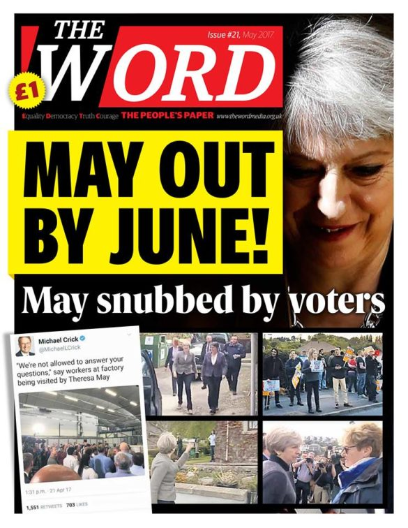 21 - latest news issue - the word