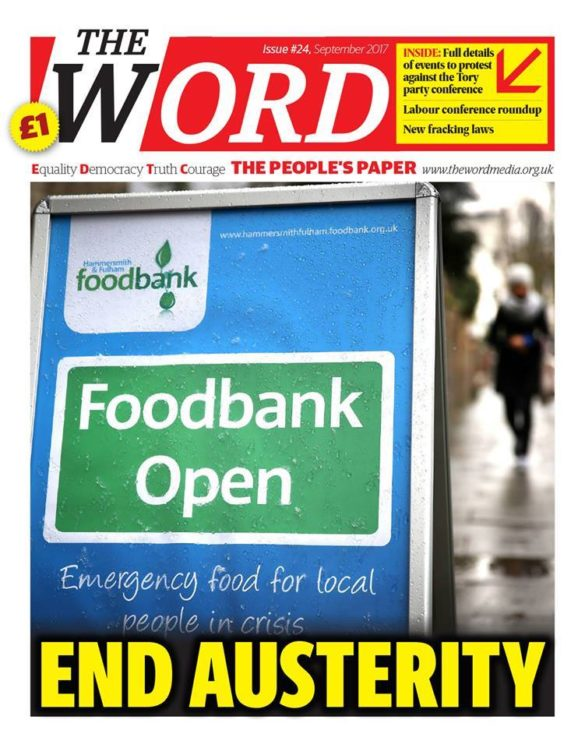 24 - latest news issue - the word