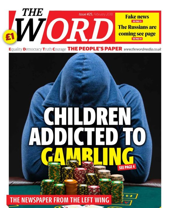 25 - latest news issue - the word