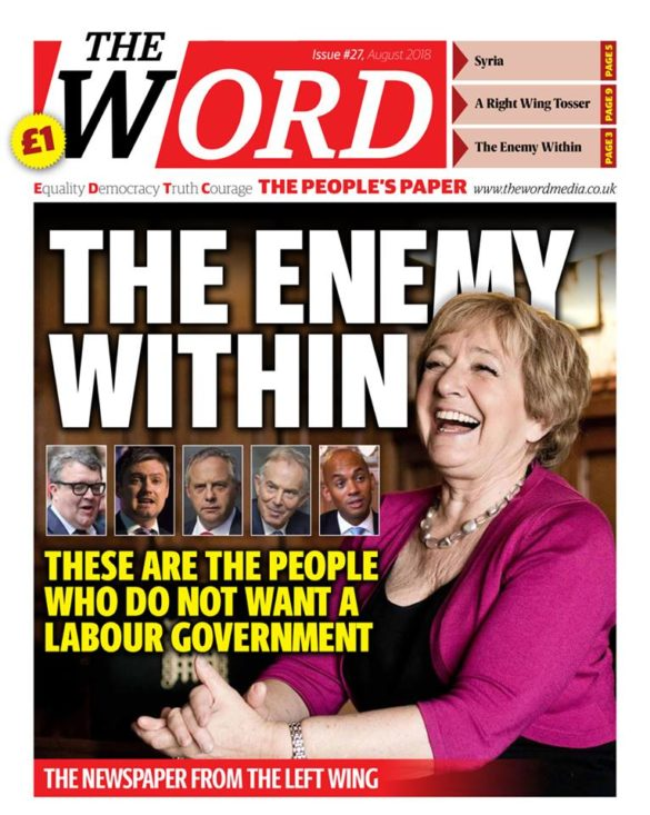 27 - latest news issue - the word