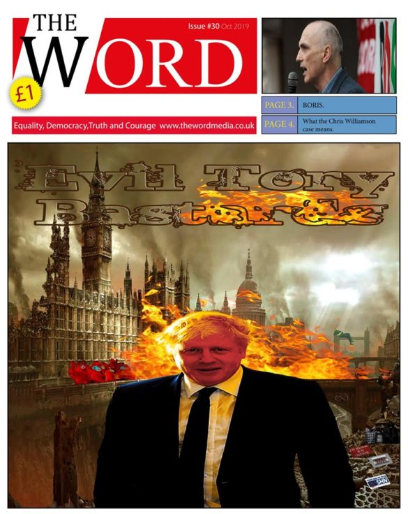 30 - latest news issue - the word