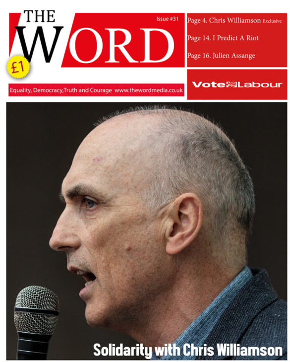 31 - latest news issue - the word