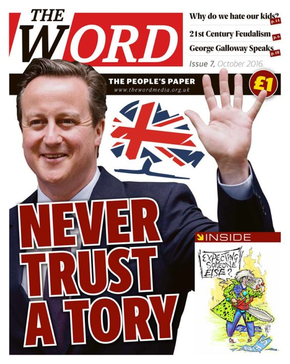 7 - latest news issue - the word