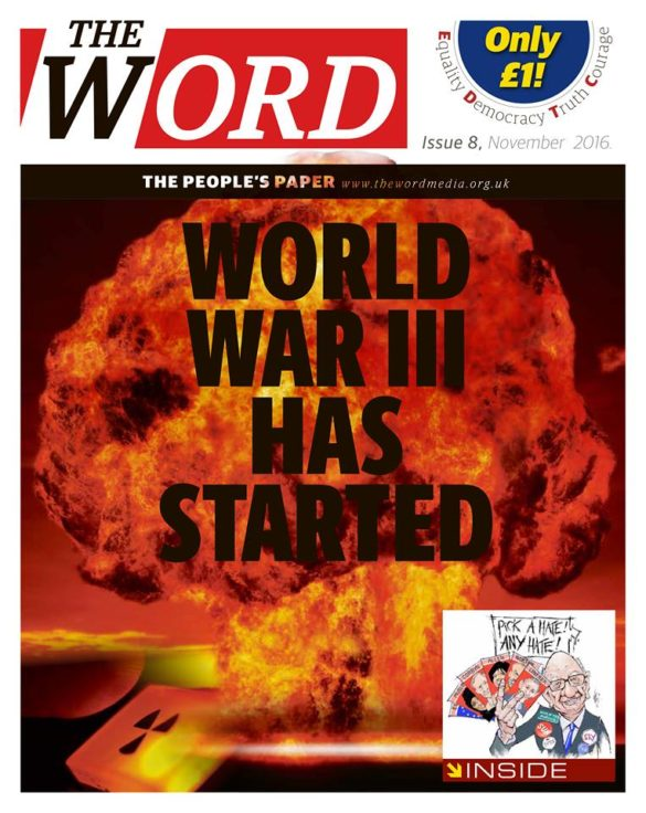 8 - latest news issue - the word