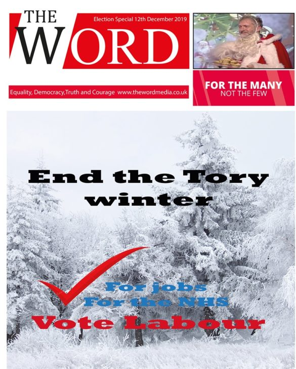 election 2020 - latest news issue - the word