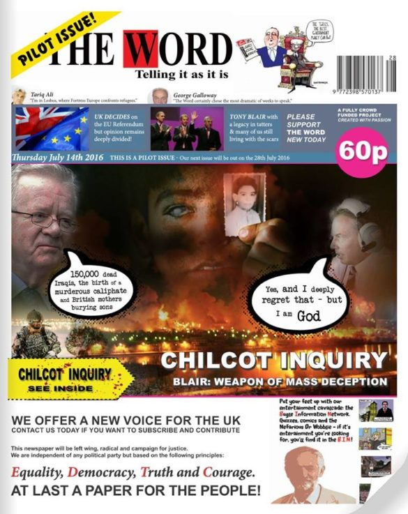 the word issue 1
