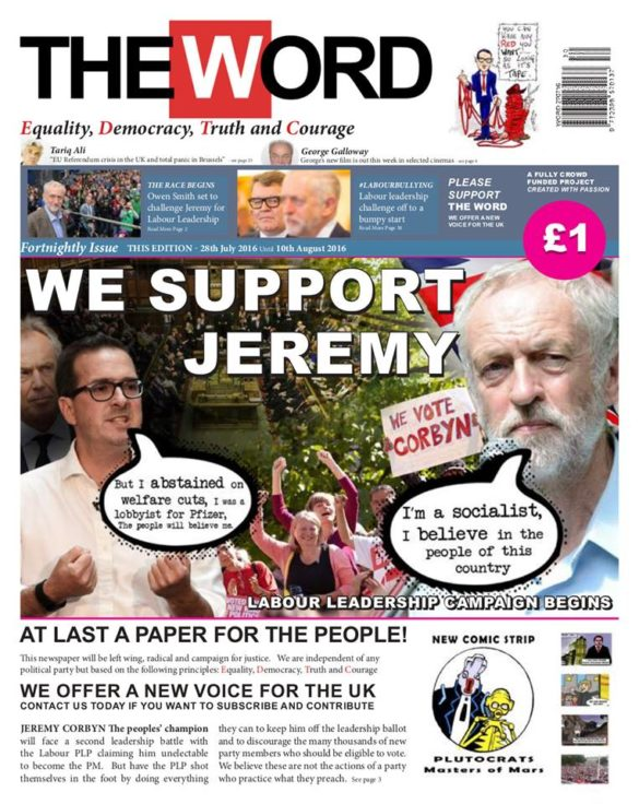 the word issue 2