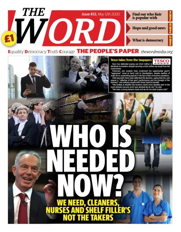 the word issue33