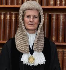 Judge Emma Arbuthnot